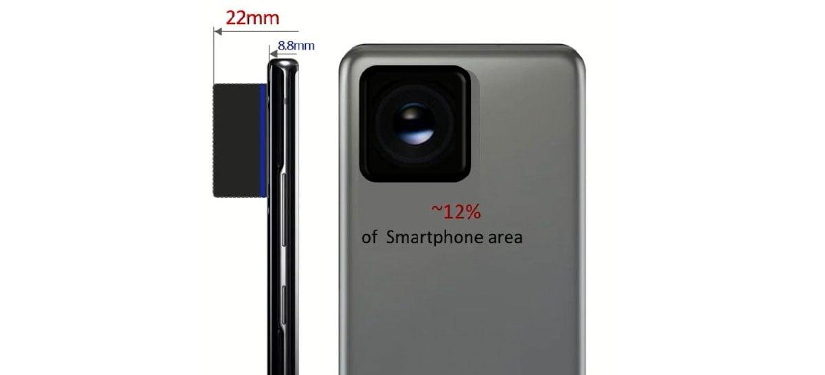 Samsung estaria trabalhando em sensor de 600 MP para câmeras de celulares