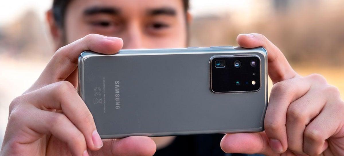 Samsung ISOCELL deve revelar seu sensor de 200MP para celulares em breve [RUMOR]