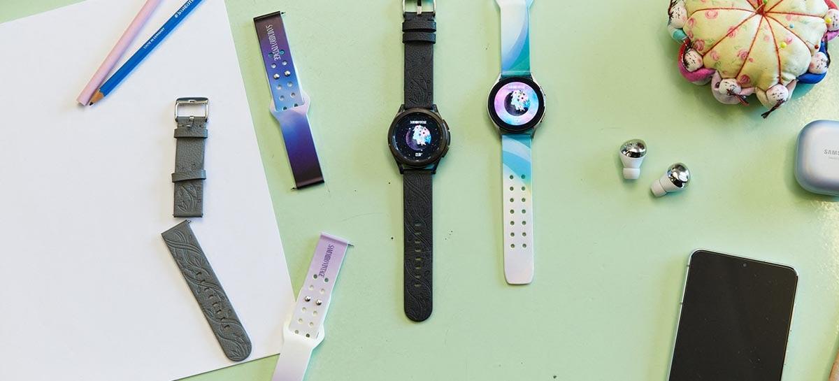 Samsung lança pulseiras ecológicas feitas de... cascas de maçã recicladas!