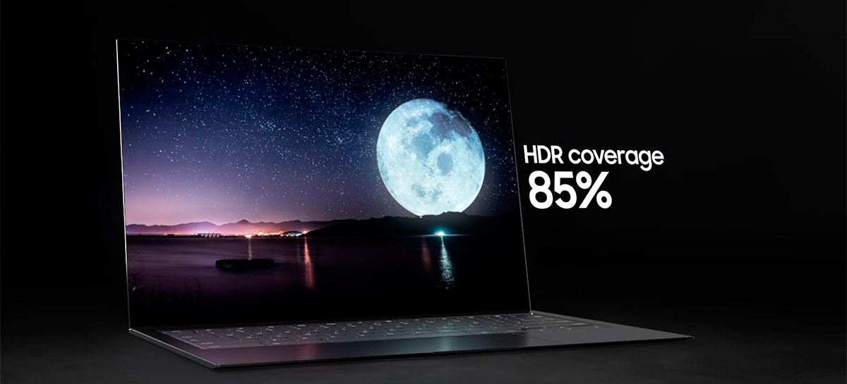 A poucos dias da CES 2021, Samsung promete 10 novos modelos de notebooks OLED