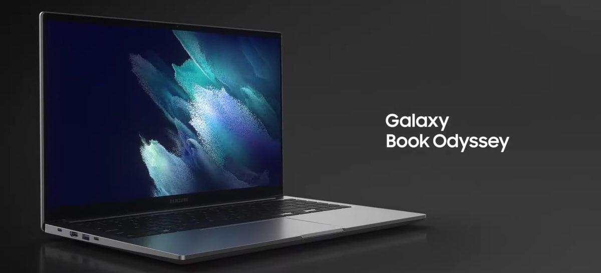 Novo notebook gamer Odyssey da Samsung revela as GPUs RTX 3050 e RTX 3050 Ti