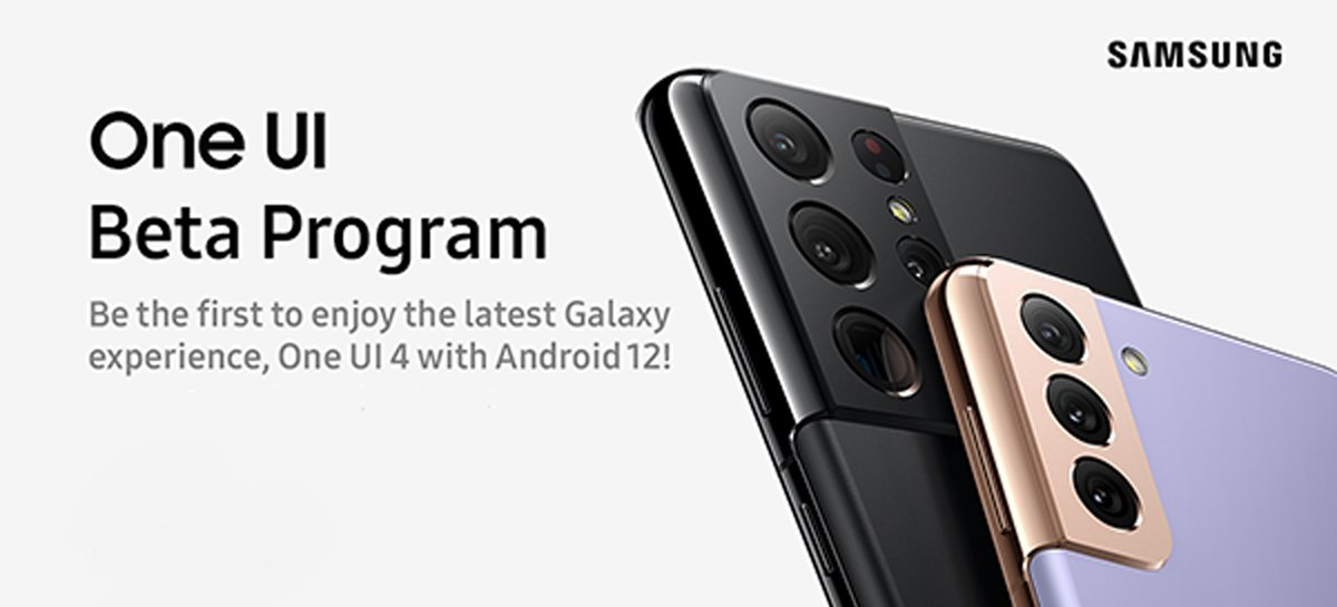Samsung anuncia programa beta da One UI 4: saiba como participar