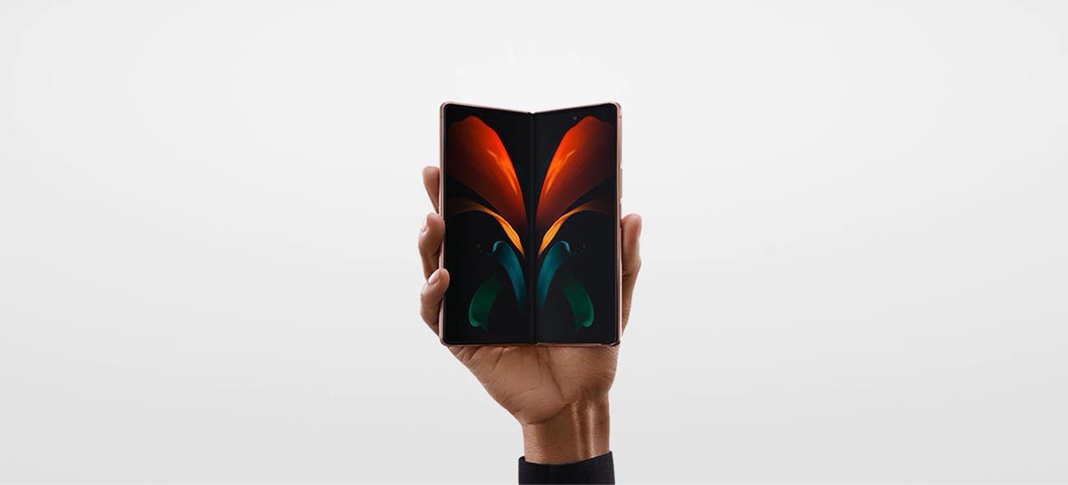 Samsung pode ter descontinuado o Galaxy Z Fold 2 para lançar o novo Z Fold 3
