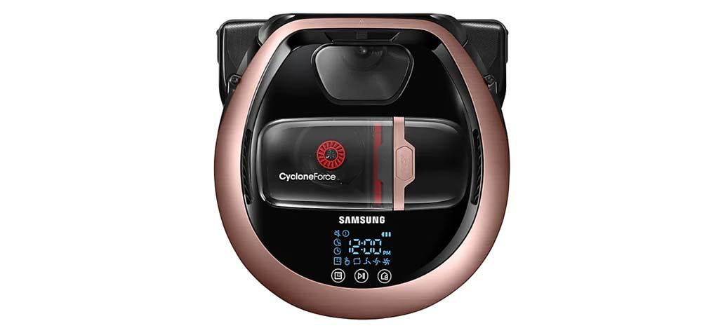 Samsung Brasil apresenta robô-aspirador Powerbot VR7200