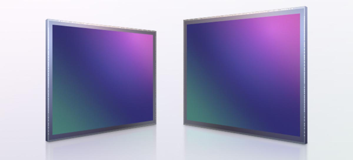Samsung revela sensores 200MP ISOCELL HP1 e 50MP ISOCELL GN5