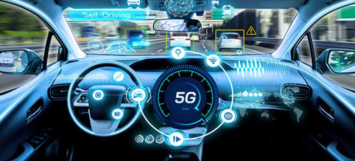 Samsung promete novas possibilidades para veículos usando tecnologia TCU 5G mmWave