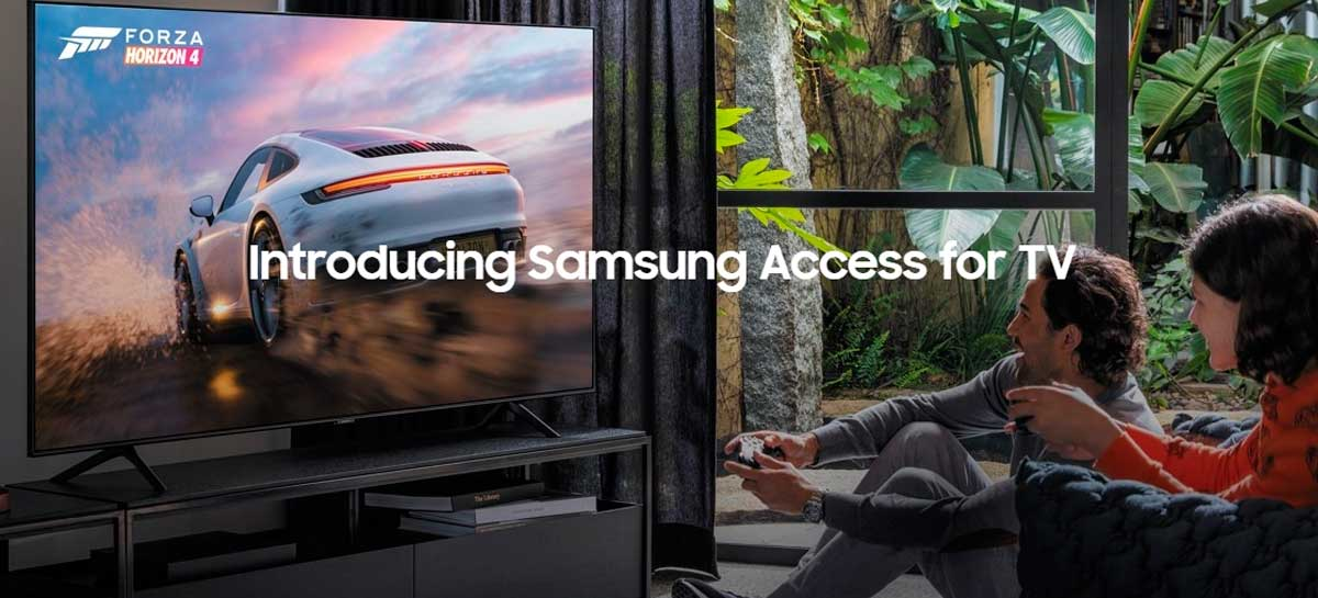 Plano Samsung Access for TV financia Smart TVs e dá acesso a Xbox Game Pass Ultimate