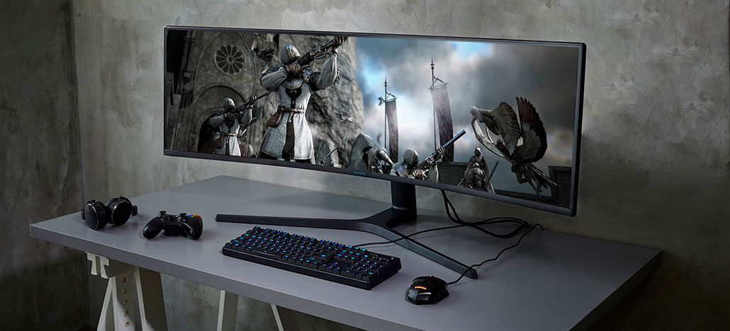 Samsung apresenta linha de monitores para 2019; destaque para CRG9 de 49 polegadas