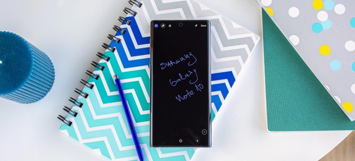 Samsung Galaxy Note 20 deverá ter mesma bateria que Galaxy S20, diz site