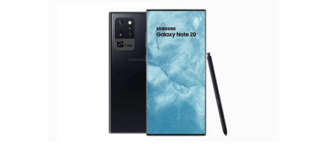 Samsung Galaxy Note 20 pode não ter tela de 120Hz, indica rumor