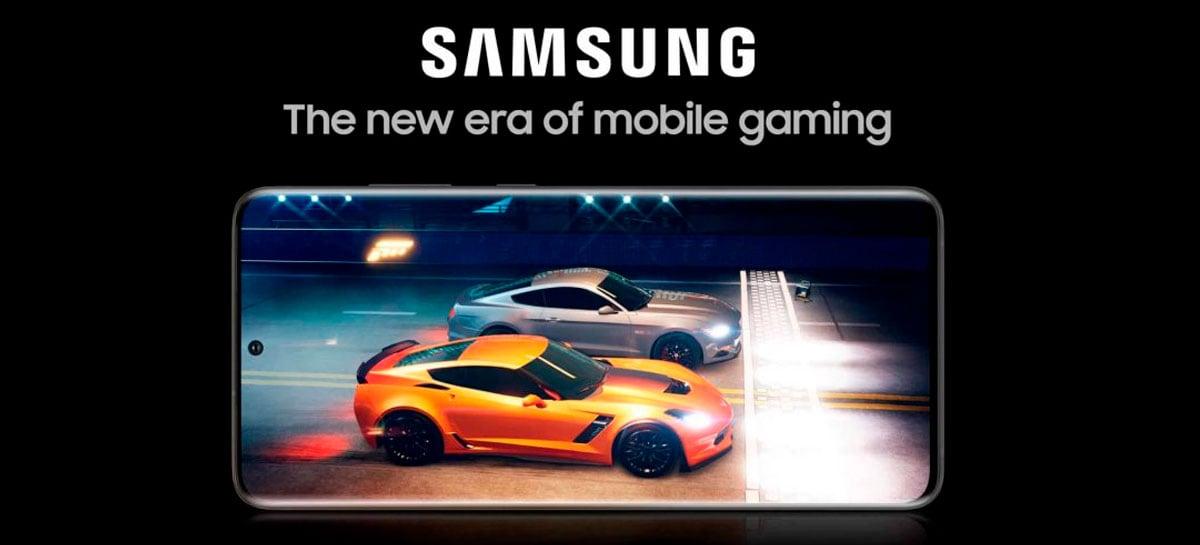 Samsung registra patente de gamepad para Galaxy S20 [ATUALIZADA]
