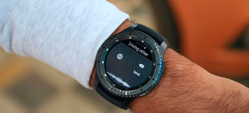 Samsung está atualizando o firmware R760XXU2DSA1 para os relógios Gear S3 e Gear Sport
