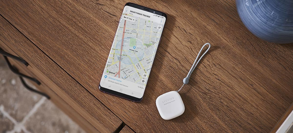 Samsung Galaxy Smart Tag tem novos detalhes revelados