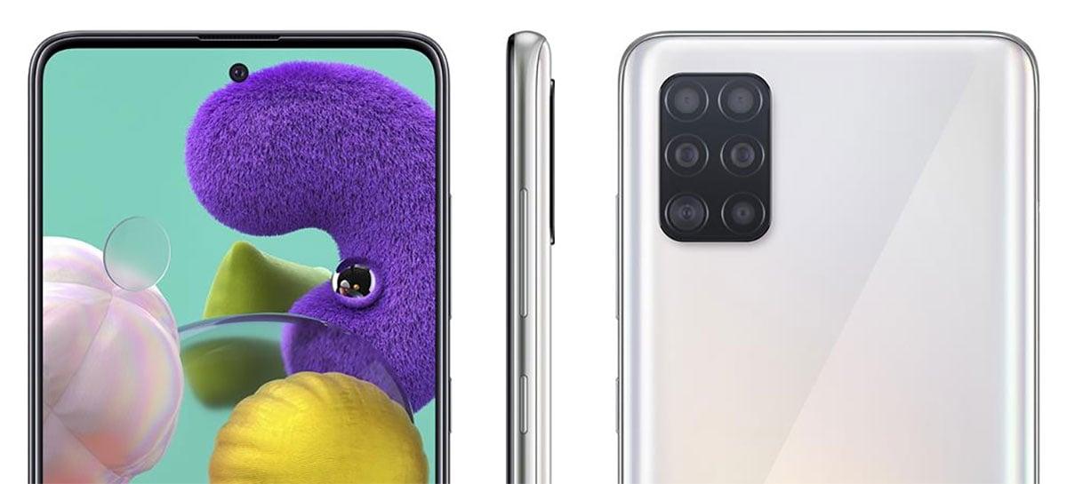 Patente da Samsung mostra câmera inclinável com seis lentes