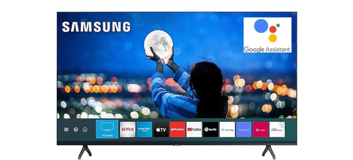 Google Assistant vai chegar em Smart TVs 2020 da Samsung via atualização