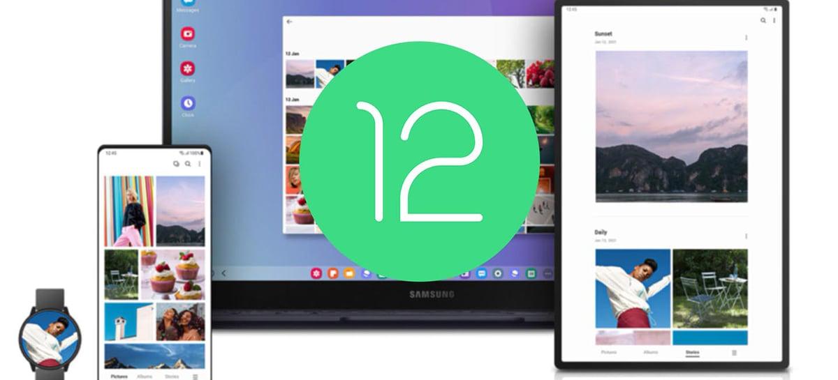 Samsung One UI 4.0 trará RAM Plus e nova interface do Android 12