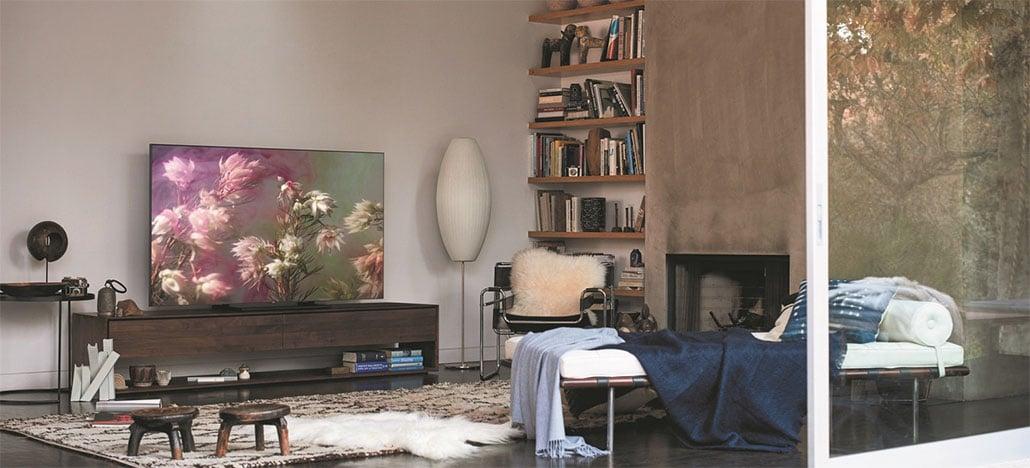 Samsung apresenta novas TVs QLED para o mercado brasileiro