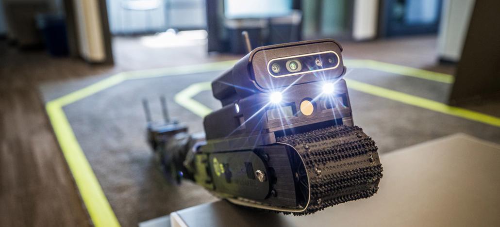 Microsoft lança plataforma para criação de robôs autônomos