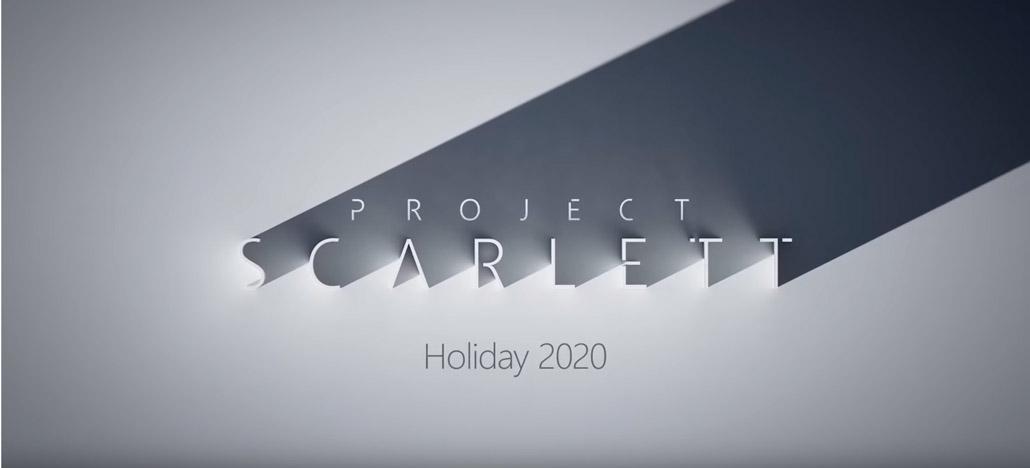 MS apresenta Xbox Scarlett, console que chega em 2020 com Ray Tracing, SSD e 8K