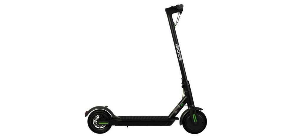 Archos apresenta scooter equipada com sistema operacional Android Oreo