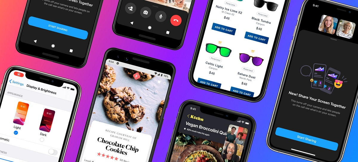 Facebook Messenger receberá compartilhamento de tela no Android e iOS
