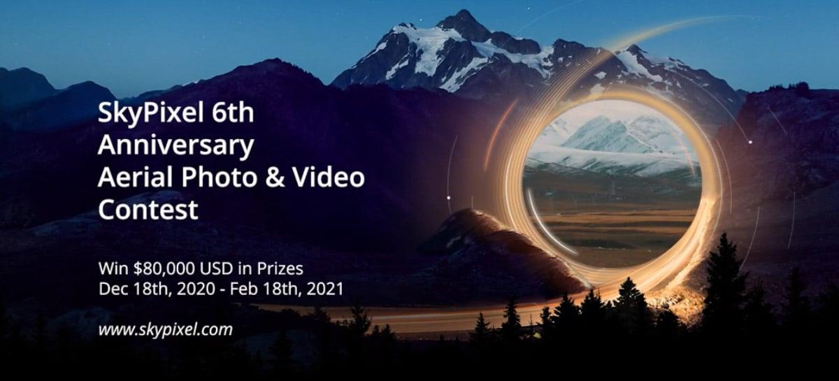 Veja as belas imagens vencedoras do SkyPixel, concurso de imagem com drones
