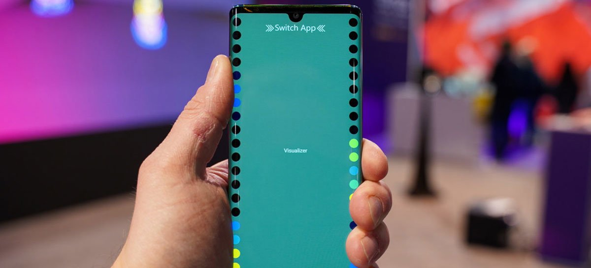 Sensel cria tecnologia de sensores sensíveis ao toque para celulares