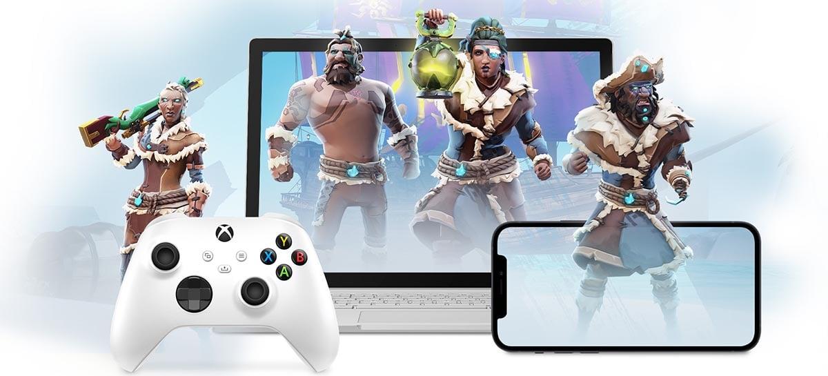 Serviço de jogos na nuvem da Microsoft é lançado para o iOS e PC