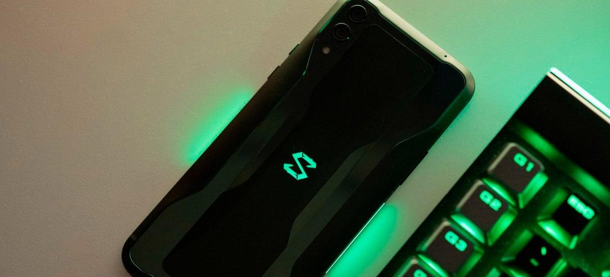 Xiaomi pode lançar celular gamer Black Shark 3 com 16 GB de RAM