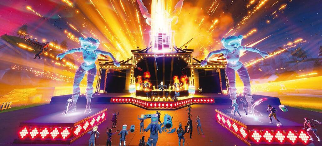 Show do DJ Marshmello no Fortnite reune mais de 10 milhões de jogadores simultaneamente