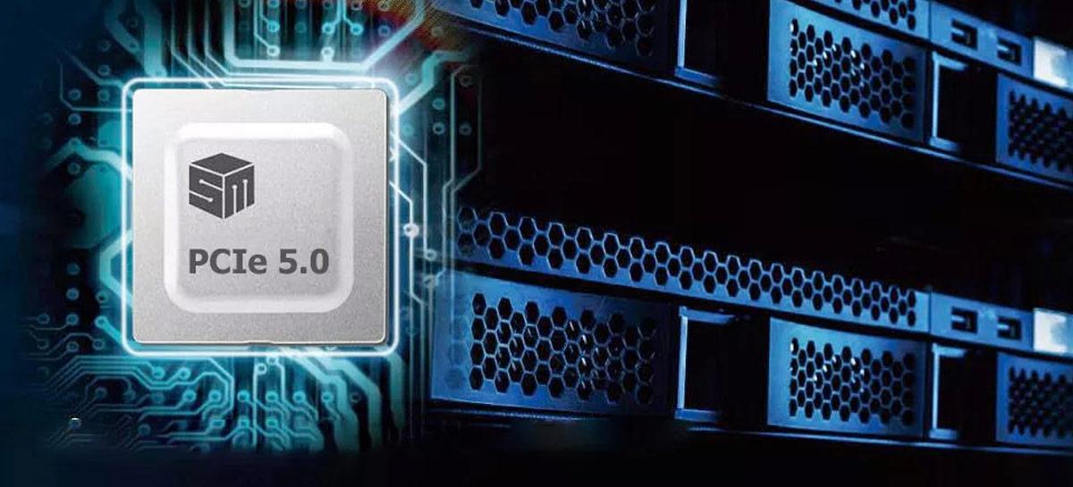 SSDs com até incríveis 16GB/s - Silicon Motion já desenvolve controlador PCIe 5.0