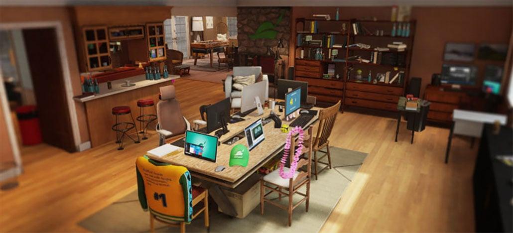 Silicon Valley VR: Inside The Hacker Hostel chegará para HTC Vive