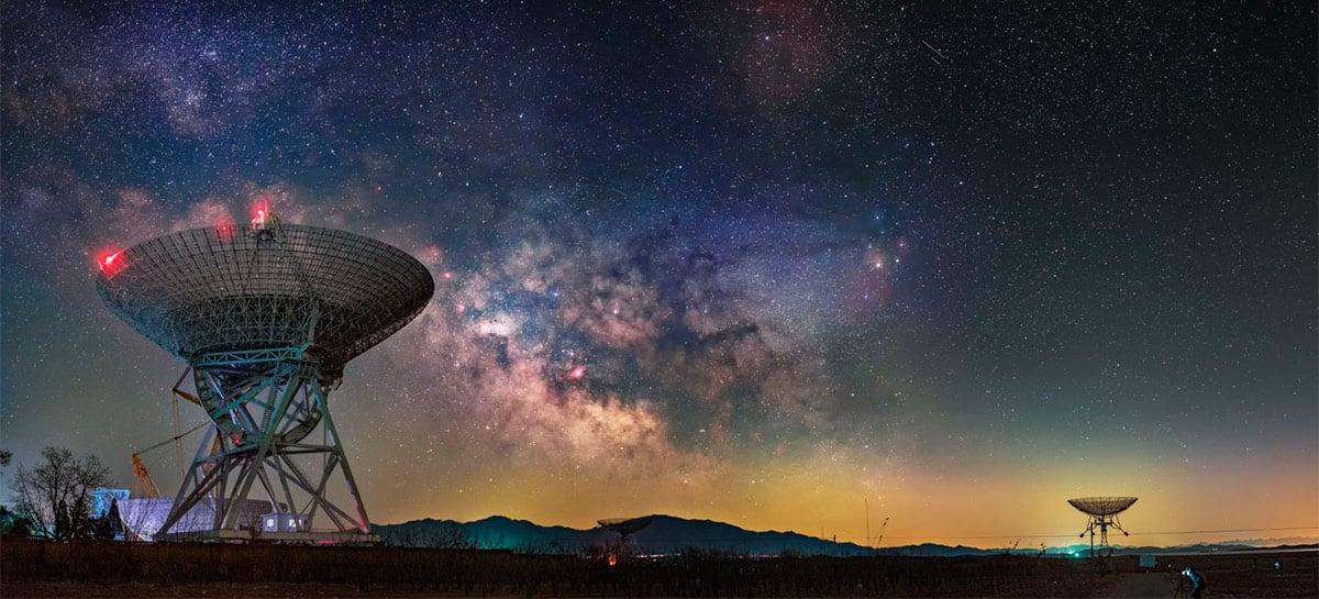 Astrônomo amador identifica estrela como o sol que pode ser origem de sinal alienígena