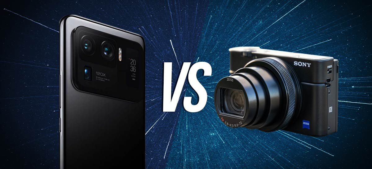 Xiaomi Mi 11 Ultra melhor em fotos do que câmeras fotográficas?
