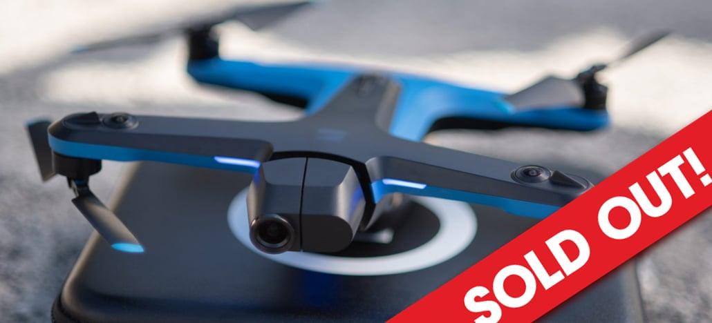 Primeiro lote de drones Skydio 2 esgota em apenas 2 dias de pré-venda