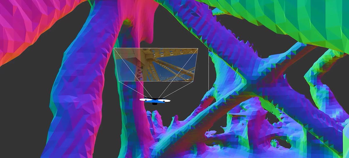 Skydio lança seu software de escaneamento 3D para drones