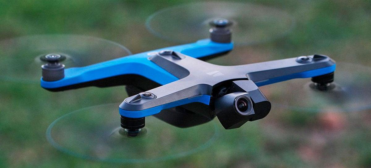 Skydio interrompe produção de drones por causa do Coronavírus