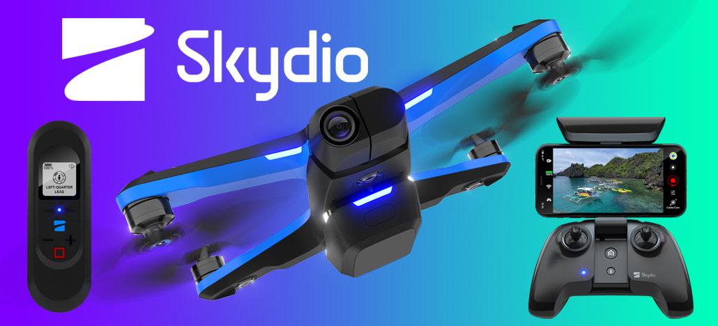 Ouviu falar sobre o Skydio 2? Talvez o melhor drone já desenvolvido