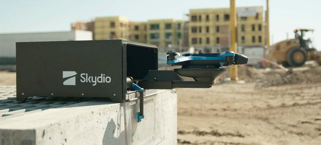 Drone Skydio 2 ganha Dock, estação de pouso inteligente