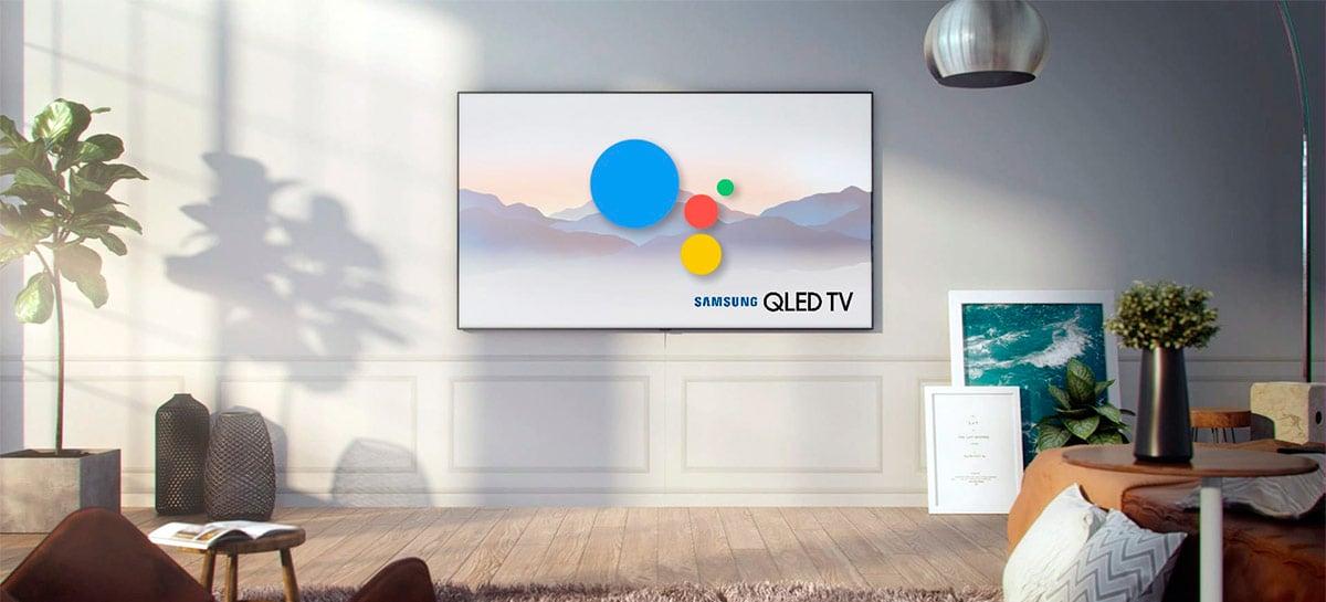 Google Assistant chega a TVs Samsung em mais países, mas Brasil ainda fica de fora