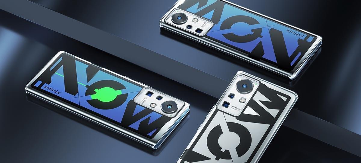 Smartphone da Infinix carrega 100% da bateria em incríveis 10 minutos