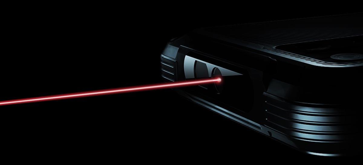 Smartphone Doogee S97 Pro virá equipado com um telêmetro a laser