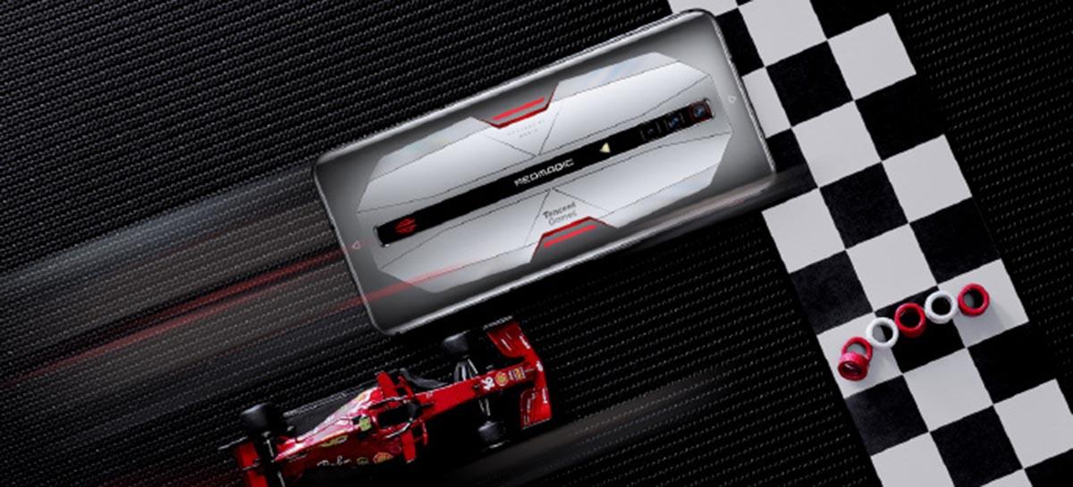 Smartphone gamer Red Magic 6R é mais um com especificações incríveis