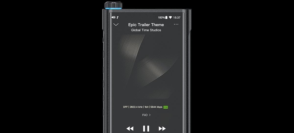 Conheça o FiiO M15, smartphone feito para entusiastas de áudio