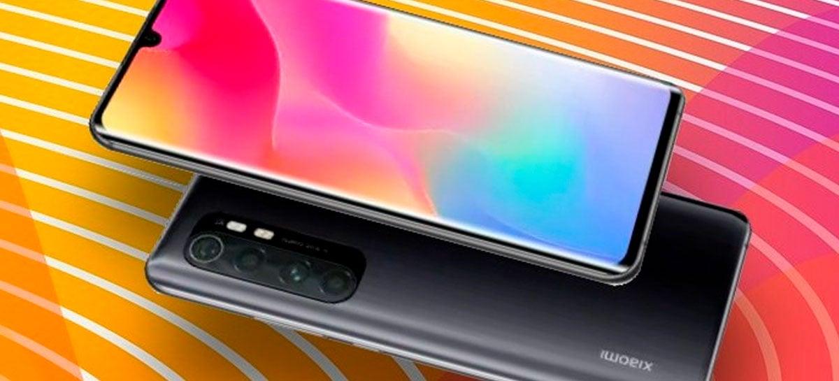 Xiaomi Mi Note 10 Lite tem especificações vazadas nas vésperas de lançamento