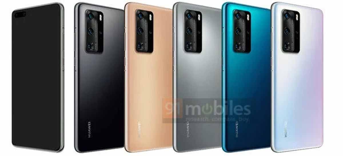 Huawei P40 e P40 Pro: veja o que esperar das câmeras dos smartphones