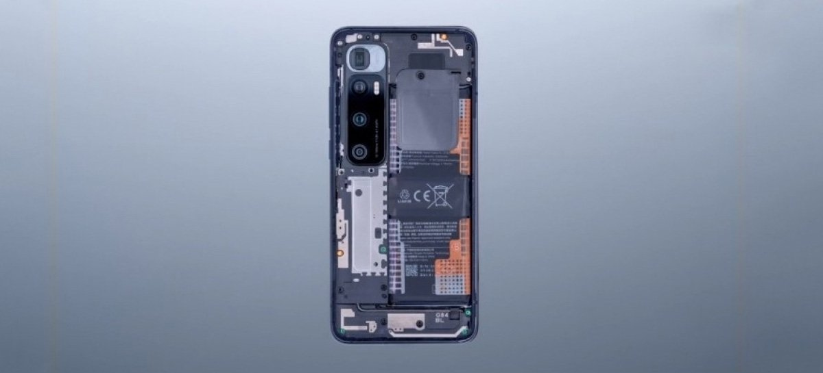 Xiaomi lança vídeo mostrando como é o celular Mi 10 Ultra é por dentro