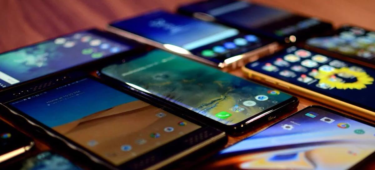 70% dos smartphones vendidos nos EUA no 2º trimestre de 2020 foram fabricados na China