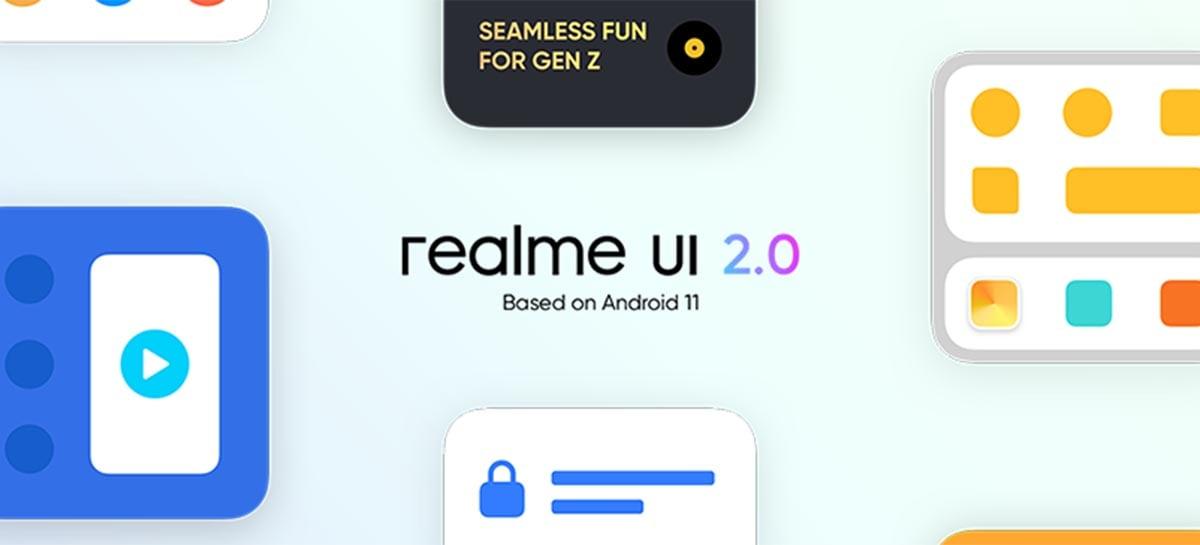 Smartphones Realme começam receber Android 11 e Realme UI 2.0 - Veja primeiros modelos