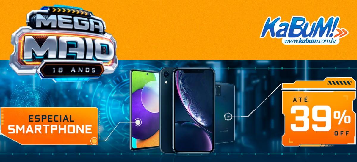 Especial Smartphone do KaBuM! tem descontos em mais de 100 produtos